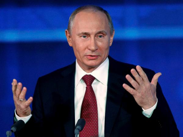 Putin:US surveillance practice hypocrisy