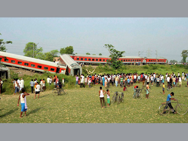 Dibrugarh Rajdhani mishap result of