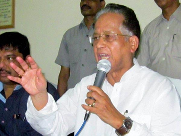 Tarun Gogoi hits out at Narendra Modi