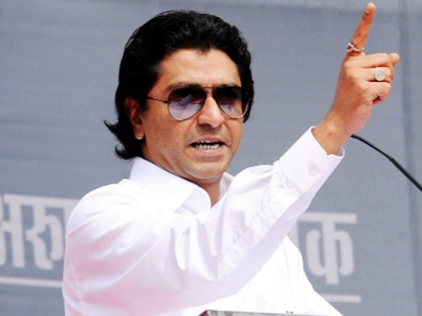 Raj Thackeray takes a dig at Modi