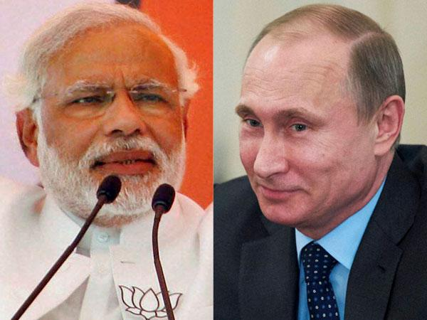Modi to meet Putin on BRICS sidelines