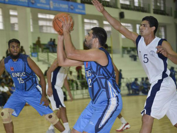 Indian basketball team defeats China