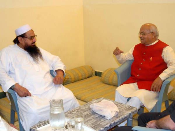 When Indian scribe met Hafiz Saeed
