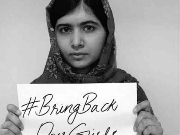 Malala to fight for Nigerian schoolgirls