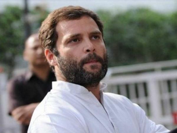 Rahul Gandhi. (PTI photo)