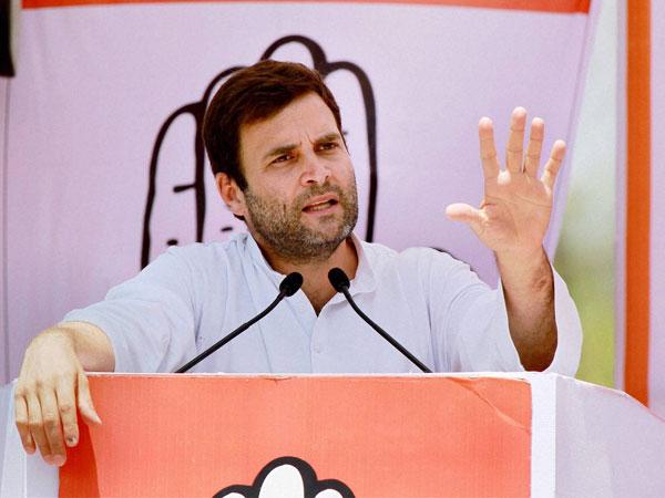Rahul Gandhi: Vaidik an RSS man