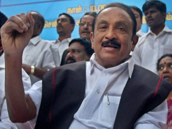 Vaiko urges for secuirty of Tamils in SL