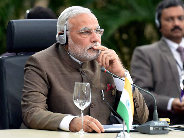 Prime Minister Narendra Modi at 6th BRICS Summit