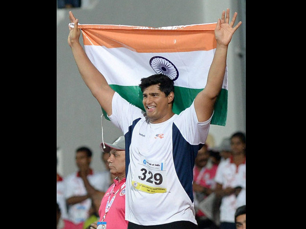 Discus thrower Vikas Gowda is one of India's medal hopes in Incheon
