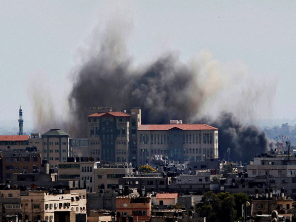Hamas agrees on 5-hour ceasefire