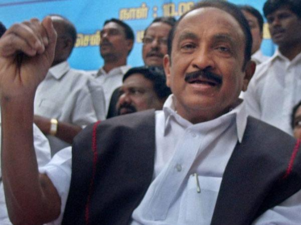 Vaiko accuses BJP of imposing Sanskrit