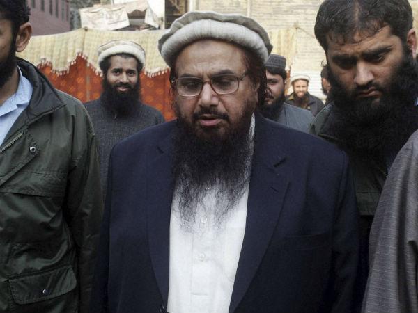 Hafiz Saeed continues his rant against India