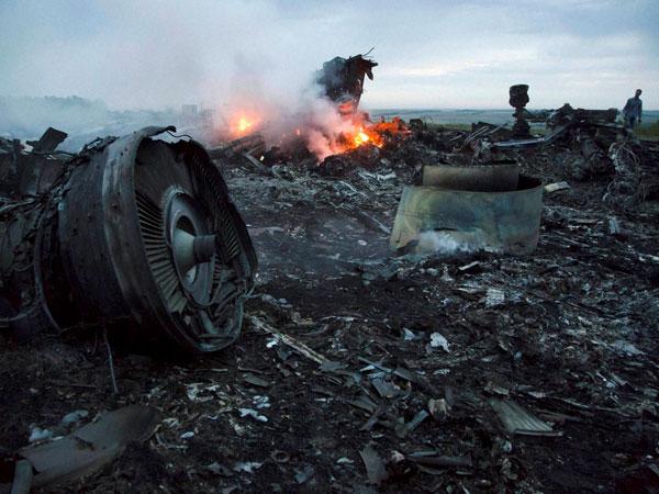 MH 17: World leaders condemn terror act