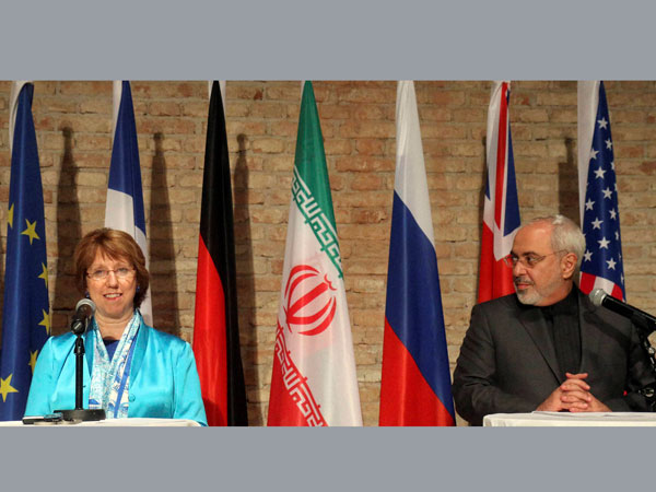 Leaders talk about nuclear issues in Vienna