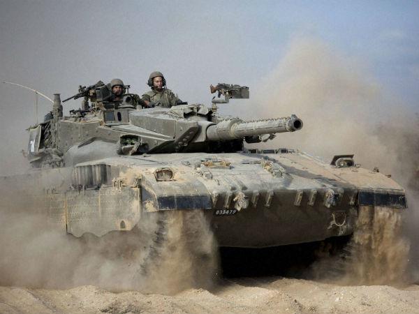 israeli-tank-gaza