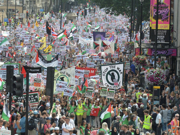 london-protests-israel