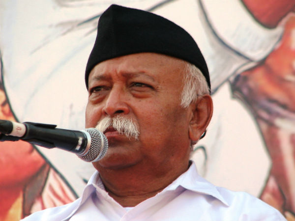 RSS chief Mohan Bhagwat has reportedly told the BJP that it should not expect their support in the upcoming state assembly polls.