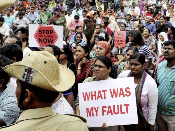 Protest breaks out in Bangalore over rape on class I student in her school