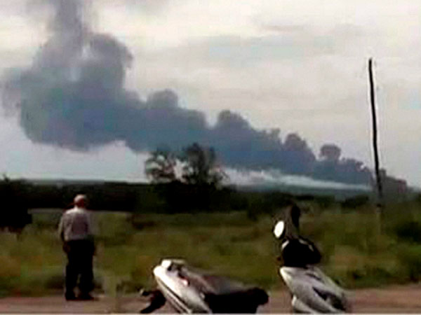 MH17: Bodies kept in refigerator trucks