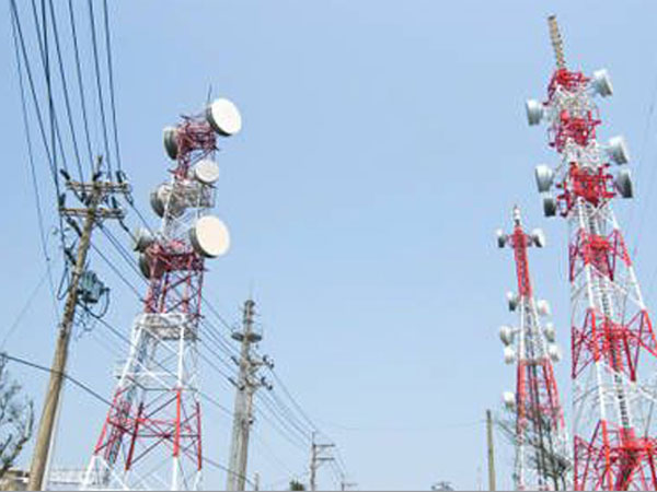 Mobile network in Naxal-hit areas