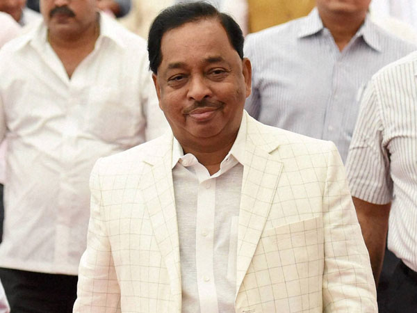 Narayan Rane resigns from State Cabinet