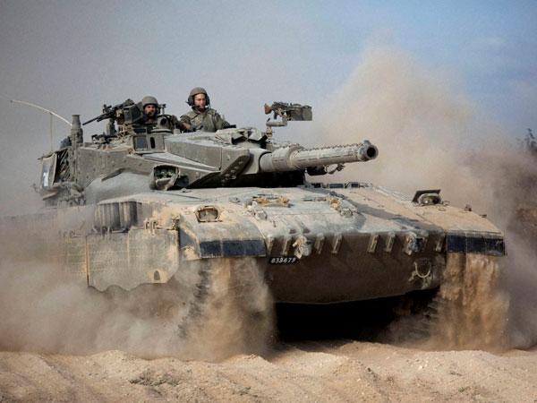 Bloodbath in Gaza; War of words in Delhi