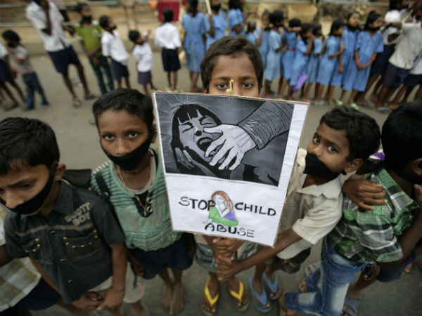 2 out of 3 Indian school kids are physically abused.