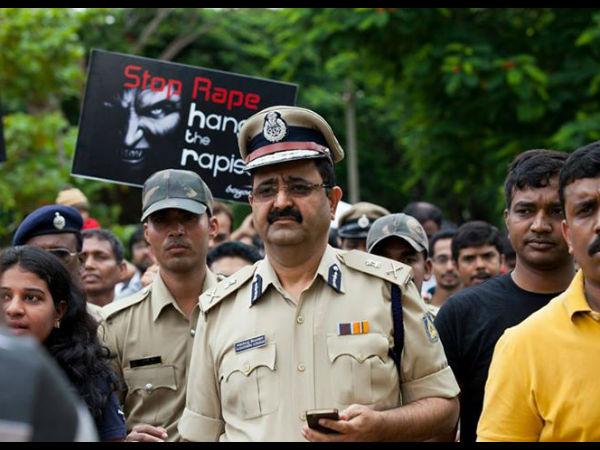 Bangalore rape fallout: Top cops transferred
