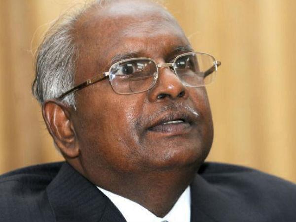 Justice KG Balakrishnan.