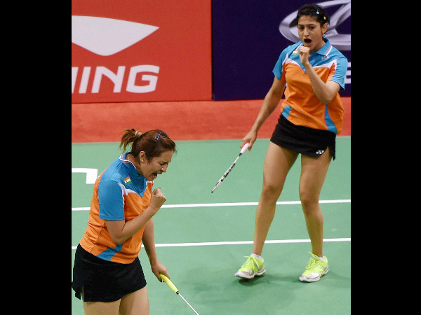 File photo: Jwala and Ashwini pair won