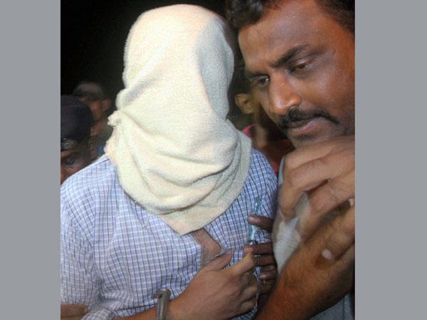 Maoist arrest: BJP seeks probe