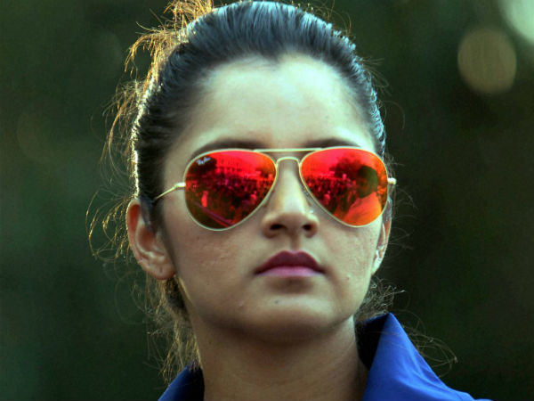 Sania Mirza appointed as Brand Ambassador of Telangana.