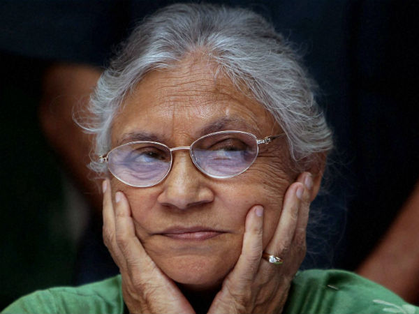 Chorus grows to bring Sheila Dikshit back in Delhi.