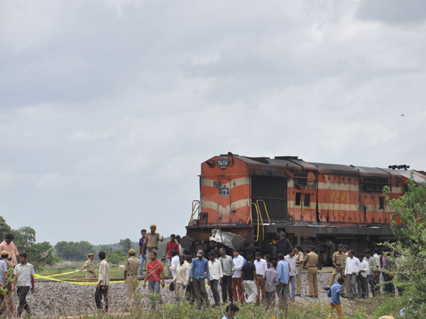 Railway minister blames bus driver