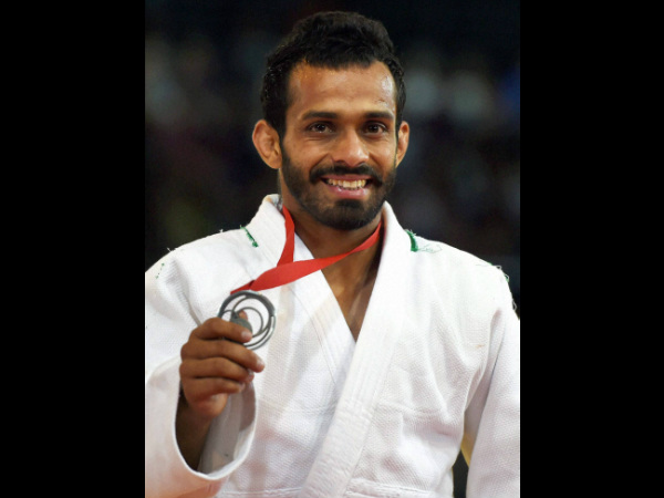 Navjot with his silver