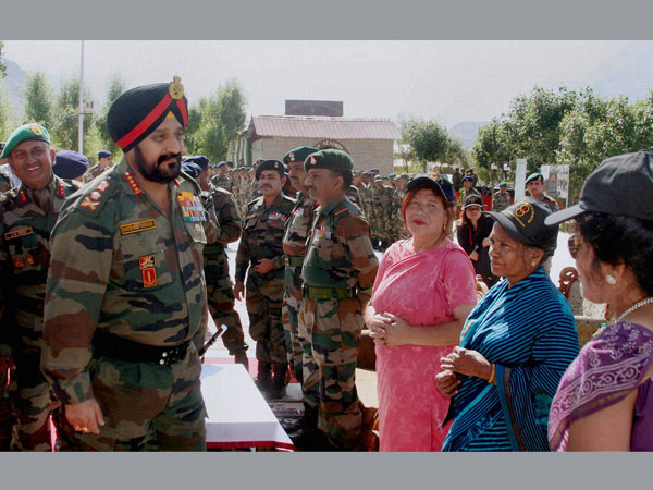Army Chief General Bikram Singh