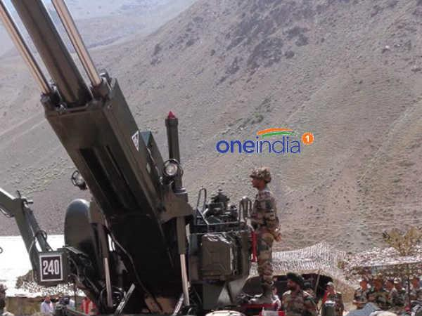 Dual engine in Bofors