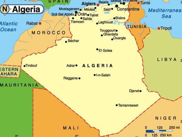 Algerian transport minister to visit AH-5017 crash site