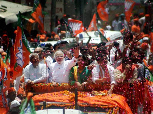 Modi works on ushering in 'acche din' for Varanasi