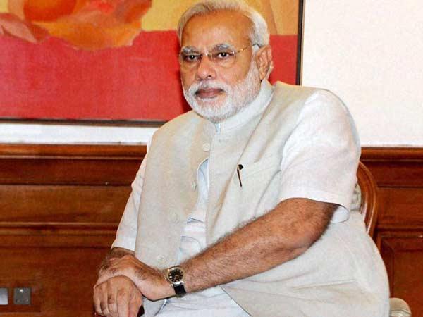 Modi doing good work: Naidu