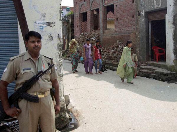 Saharanpur still tense, curfew on