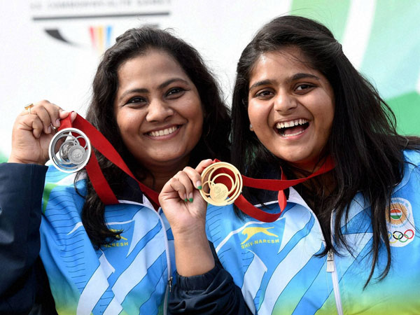 Indian shooters rule CWG 2014