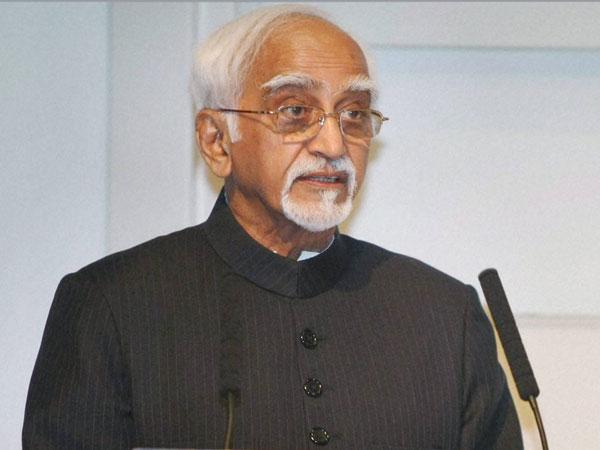 Hamid Ansari greets nation on Id-ul-Fitr