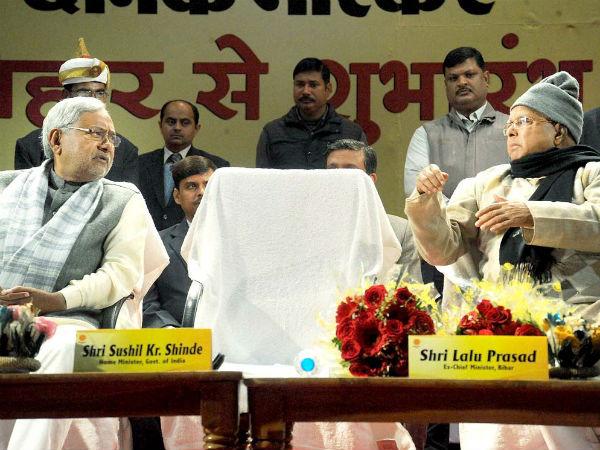 JD(U), RJD and Congress seal grand alliance in Bihar