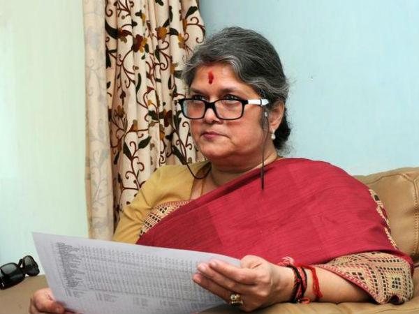 NCW chief Mamta Sharma. (PTI photo)