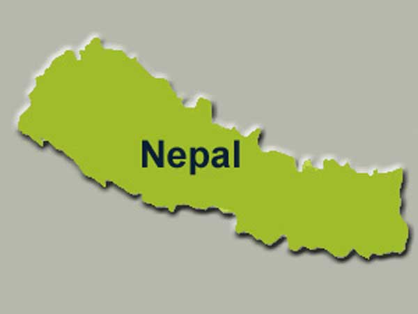 Plane catches fire at Nepal airport