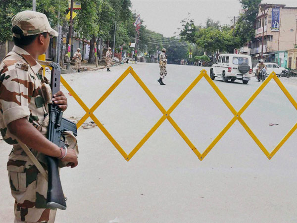 Curfew still on in Saharanpur