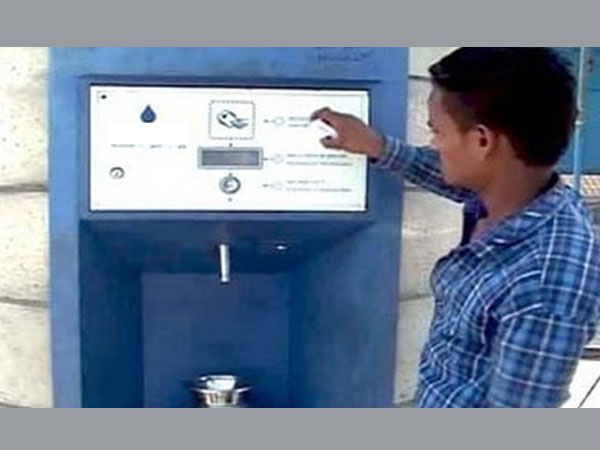 Shimla gets 1st water-dispensing ATM