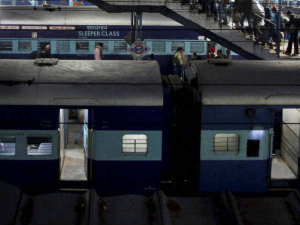 Four coaches of Lalkuan Express derail