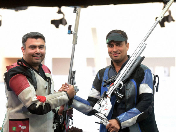 Indian shooters bring home 5 more medals